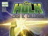 She-Hulk: Cosmic Collision Vol 1 1