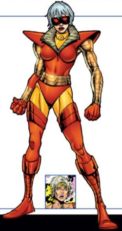 Siena Blaze (Earth-616) from X-Men Phoenix Force Handbook Vol 1 1.png