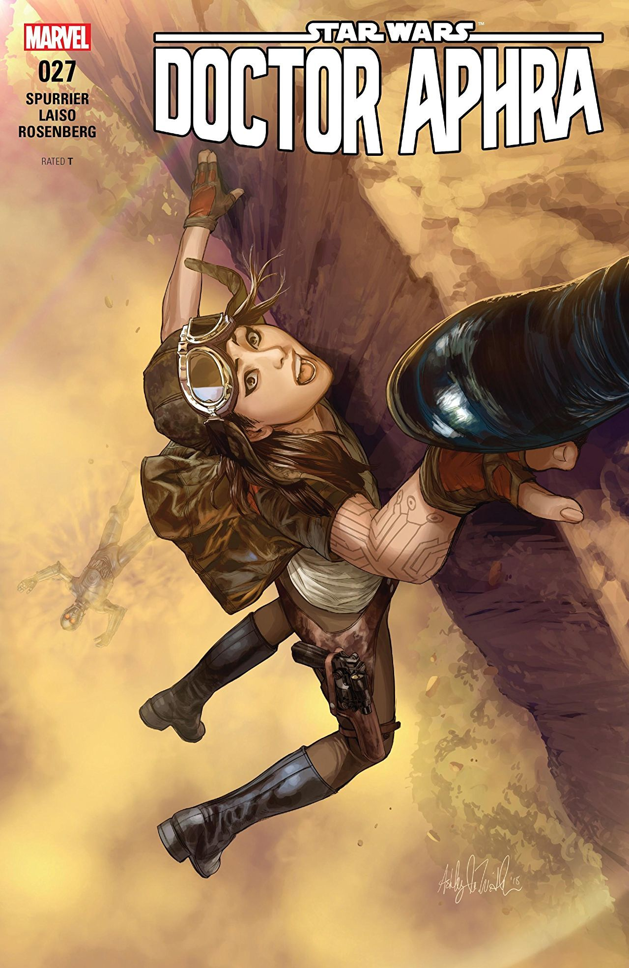 Star Wars: Doctor Aphra Vol 1 27