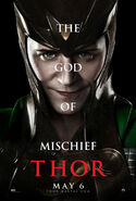 Thor (film) poster 0010