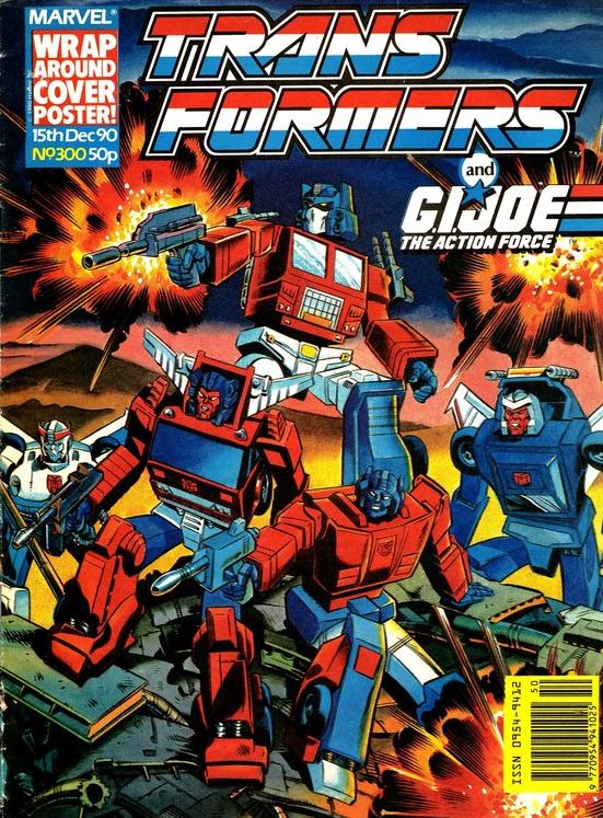 Transformers (UK) Vol 1 300