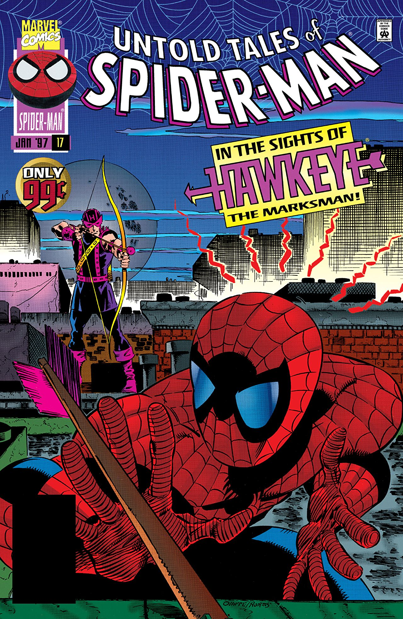 Untold Tales of Spider-Man Vol 1 17