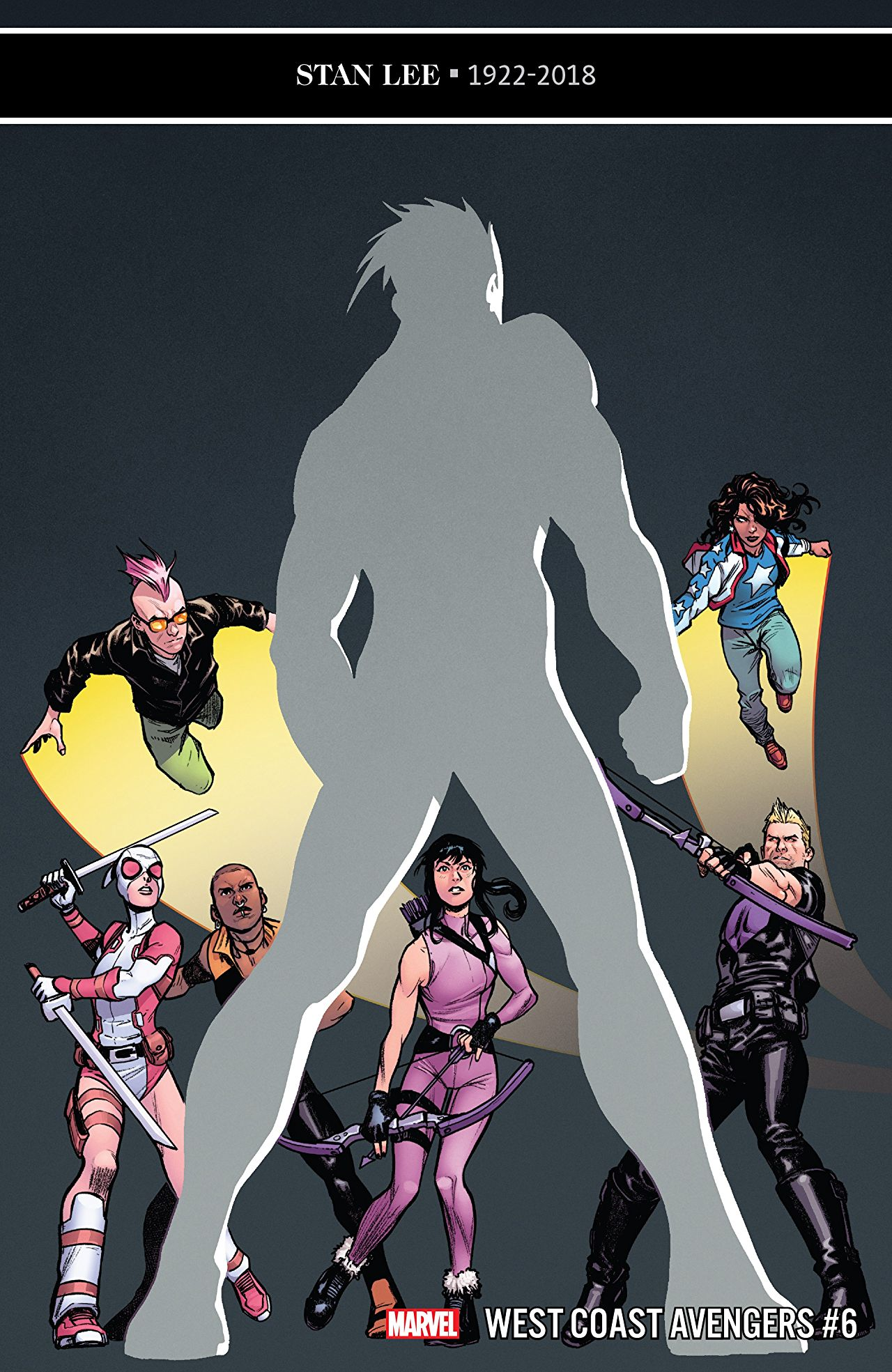 West Coast Avengers Vol 3 6