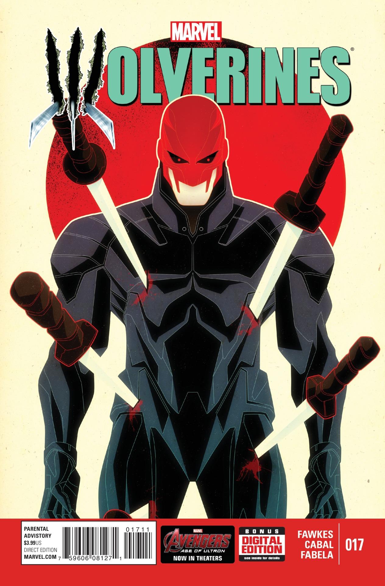Wolverines Vol 1 17