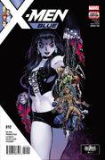 X-Men Blue Vol 1 12