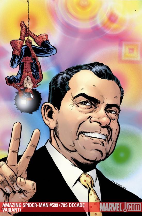 Richard Nixon (Earth-616)