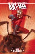 Ant-Man Season One Vol 1 1
