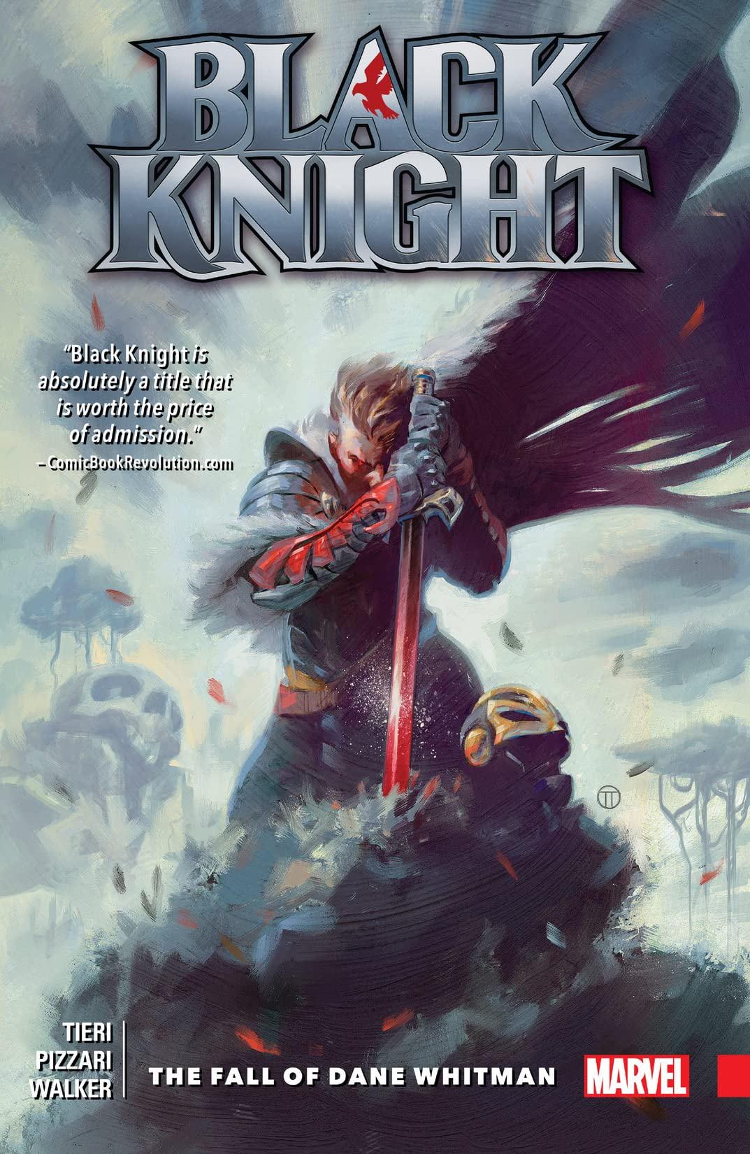 Black Knight TPB Vol 1