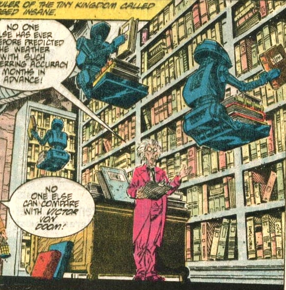 Librarian Robot (Earth-616)