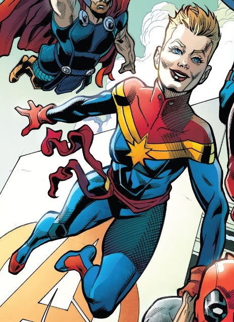 Carol Danvers (Earth-Unknown) from Deadpool The End Vol 1 1 0001.jpg