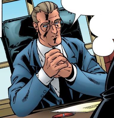 Charles Casey (Earth-616)