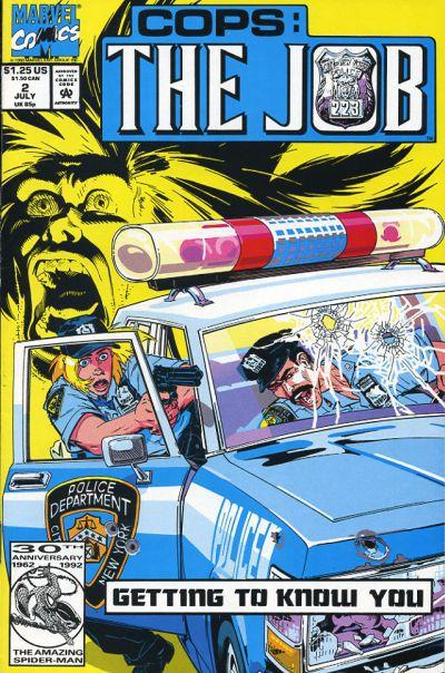 Cops: The Job Vol 1 2