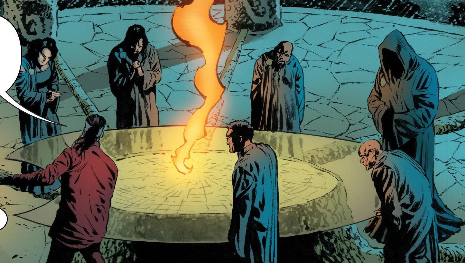 Council of Liu-Shi (Earth-616)