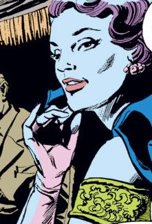 Elizabeth Harker (Earth-616)