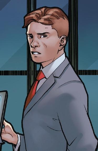 Everett Ross (Earth-616)