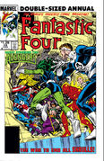 Fantastic Four Annual Vol 1 19