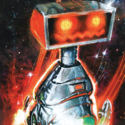 Highly Engineered Robot Built for Interdimensional Exploration (Earth-616)