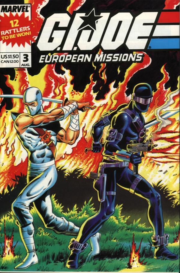 G.I. Joe: European Missions Vol 1 3
