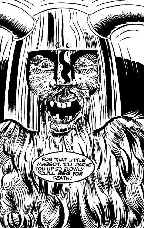 Gurneg (Vanir) (Earth-616)