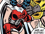 Sif (Earth-616)/Gallery