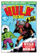 Hulk Comic (UK) Vol 1 13