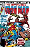 Iron Man Vol 1 89