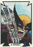 James Howlett (Earth-616) from Todd Macfarlane (Trading Cards) 0001
