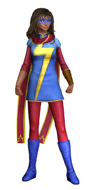 Kamala Khan (Earth-TRN258)