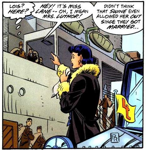 Lois Lane (Earth-9602)