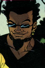 Lorenzo Brackett (Earth-616)