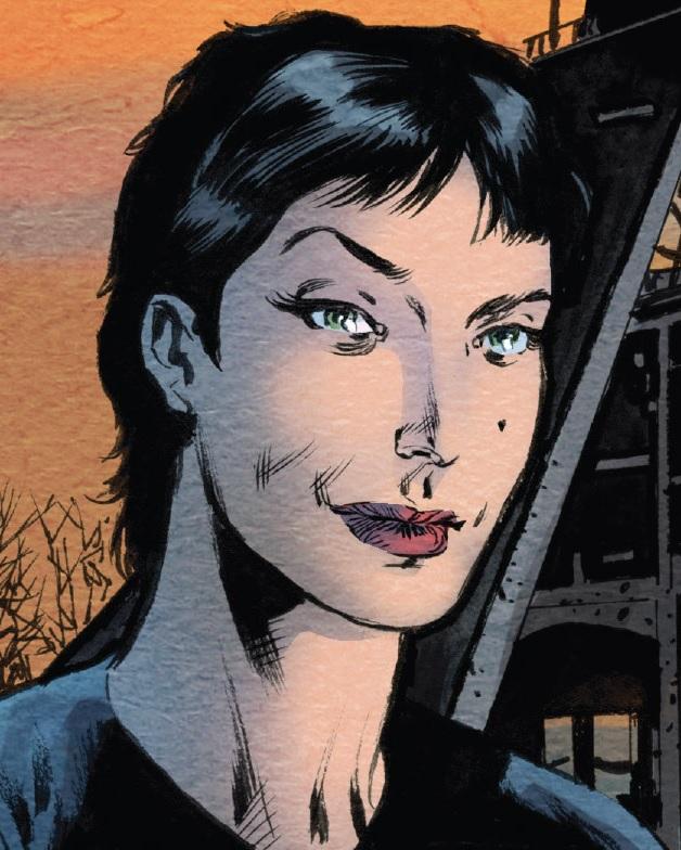 Manuela Calderon (Earth-616)