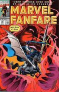 Marvel Fanfare Vol 1 54