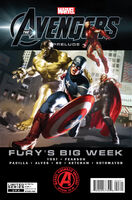 Marvel The Avengers Prelude Fury's Big Week Vol 1 3 Cover 2