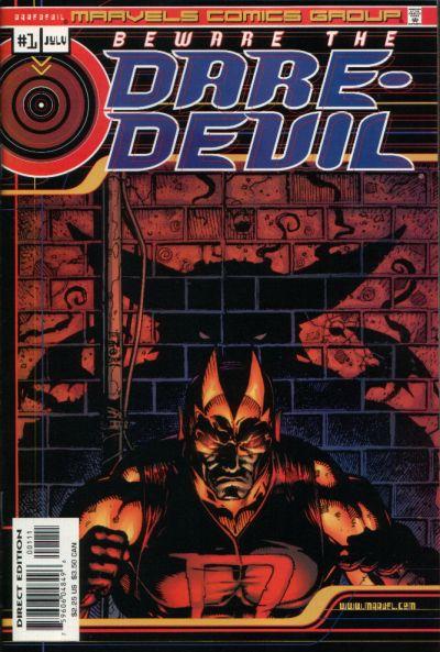 Marvels Comics: Daredevil Vol 1 1
