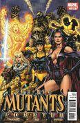 New Mutants Forever Vol 1 1