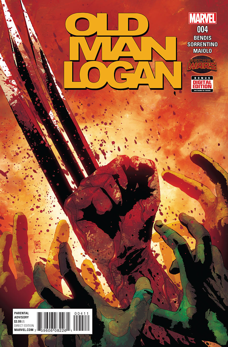 Old Man Logan Vol 1 4
