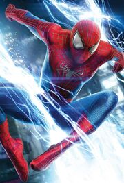 Peter Parker (Earth-120703) from The Amazing Spider-Man 2 (film) poster 001.jpg