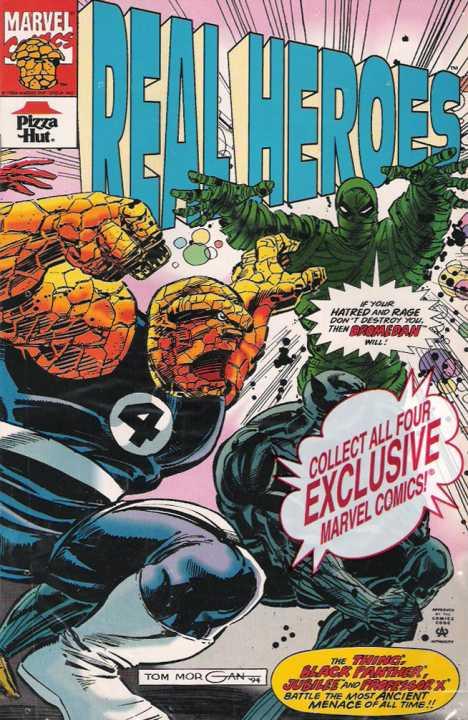 Real Heroes Vol 1 1