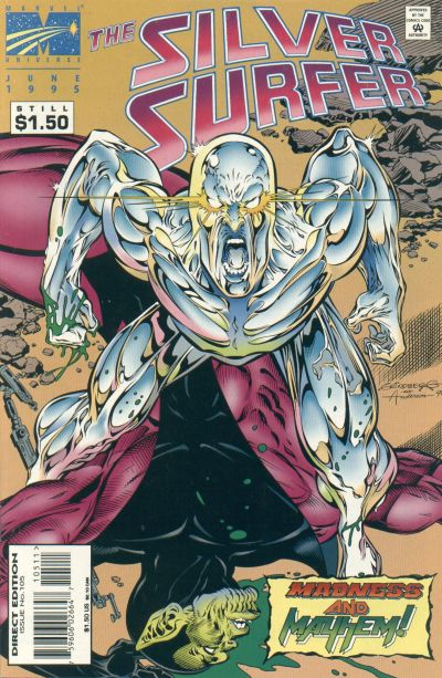 Silver Surfer Vol 3 105