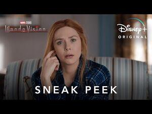 Sneak Peek - Marvel Studios' WandaVision - Disney+