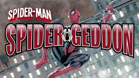 Spider-Geddon: Spider-Man