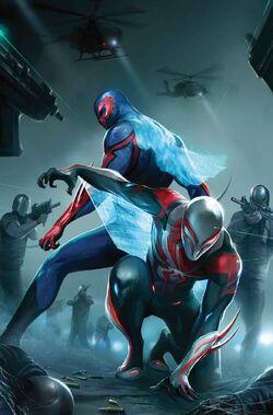 Spider-Man 2099 Vol 3 24 Textless.jpg