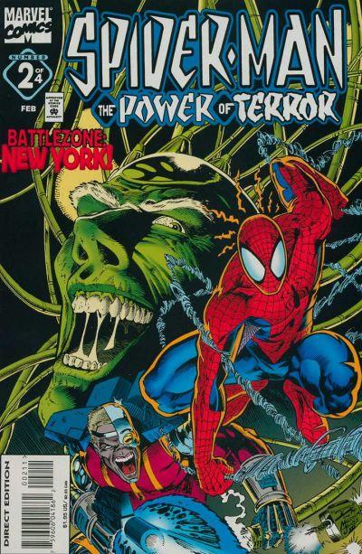 Spider-Man: Power of Terror Vol 1 2