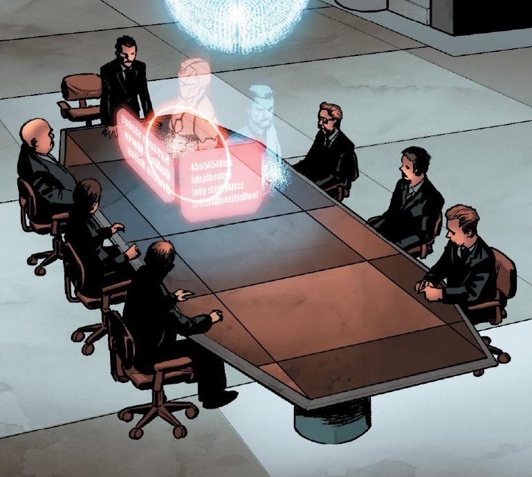 Stark Industries Board of Directors (Earth-616)
