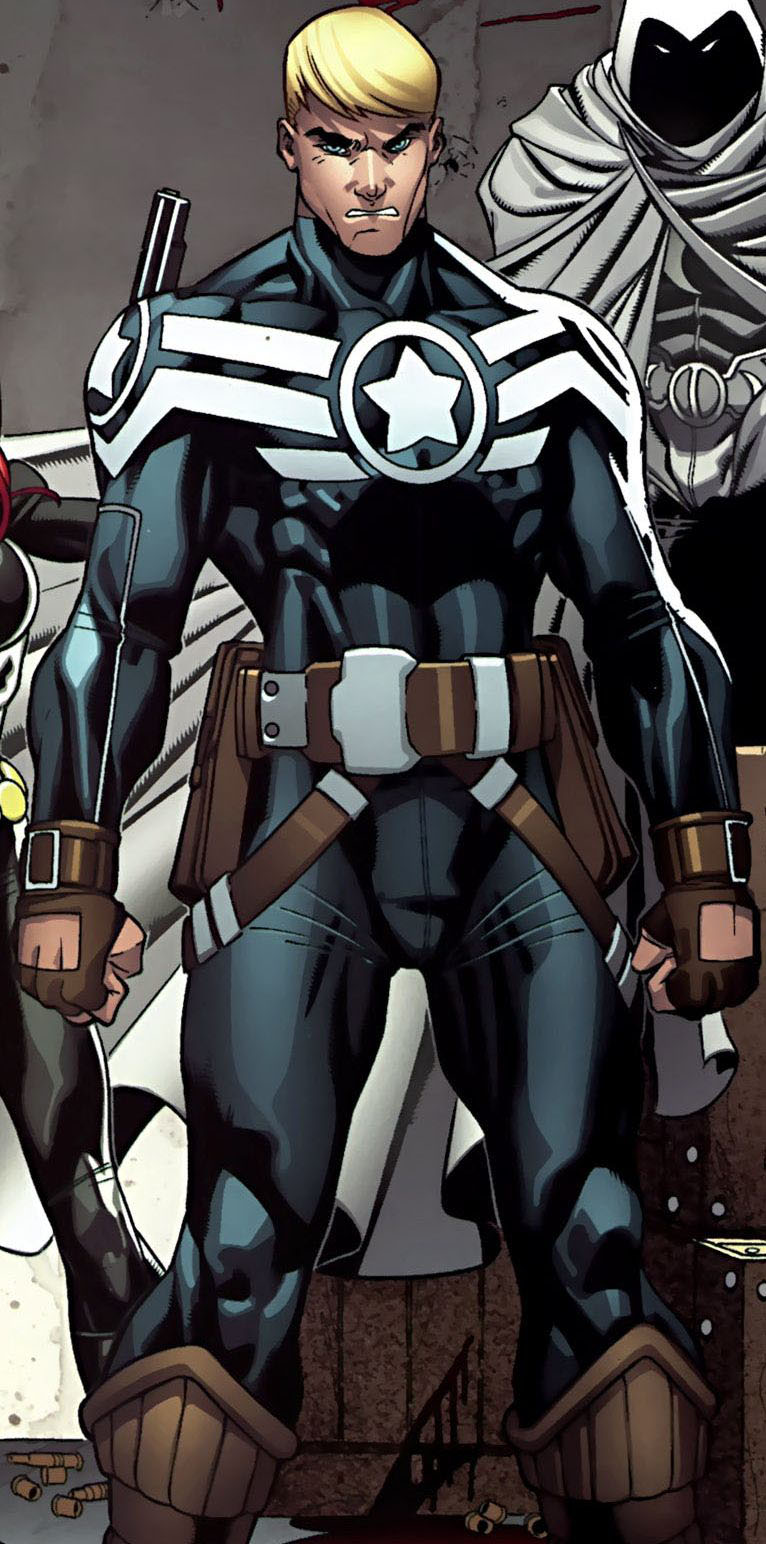Steven Rogers (Dr Bong Clone) (Earth-616)