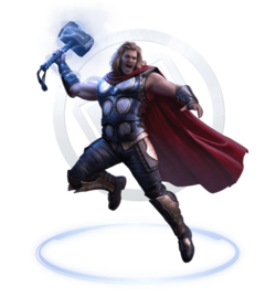 Thor Odinson (Earth-TRN814) from Marvel's Avengers (video game) 002.png