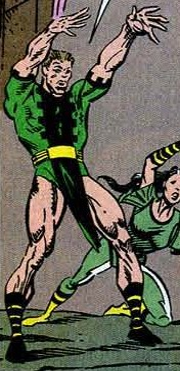 Tobias (Deviant) (Earth-616)