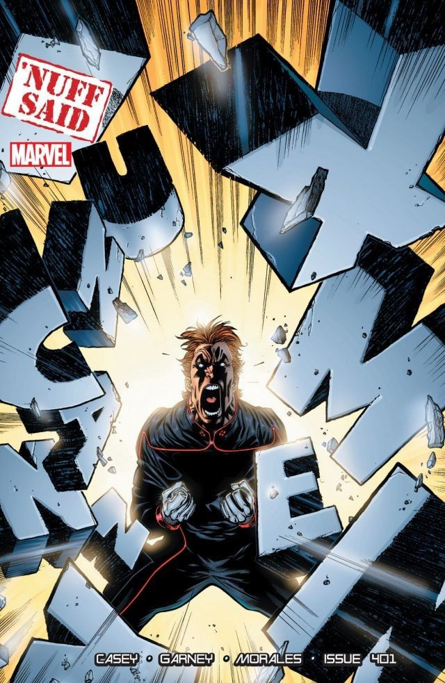 Uncanny X-Men Vol 1 401