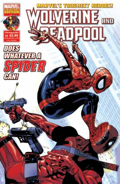Wolverine and Deadpool Vol 2 22