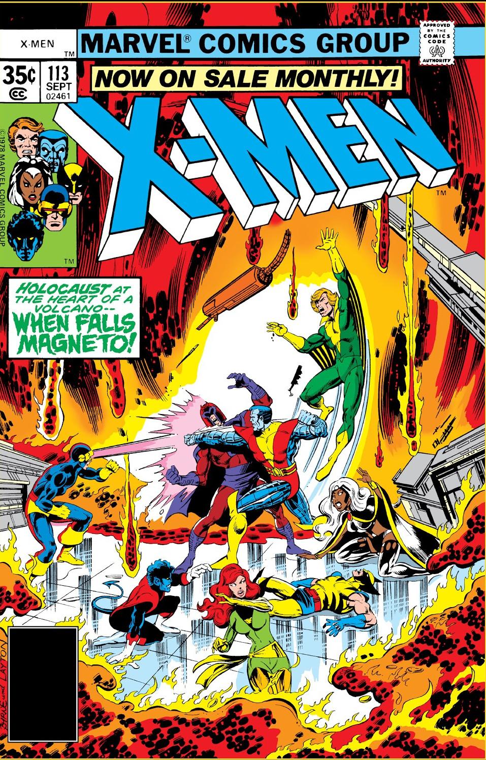 X-Men Vol 1 113